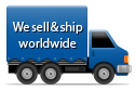 We Sell & Ship Workdwide