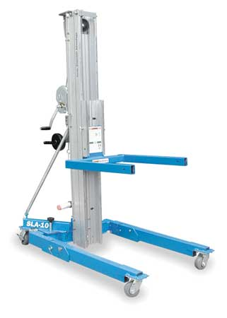 Material Lifts - Forklifts - Etc
