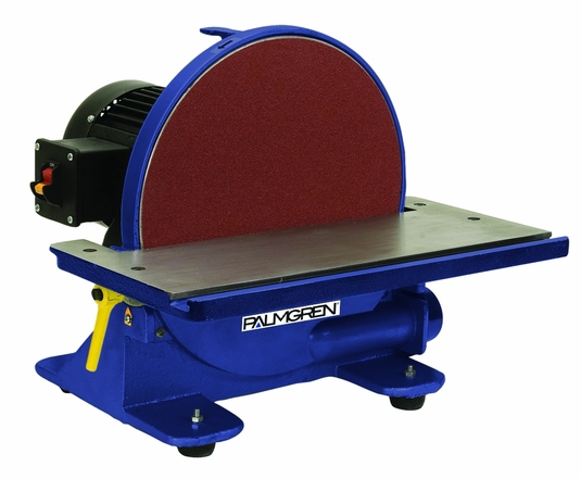 "12"" DISC SANDER, PALMGREN, MODEL#9681312, NEW"