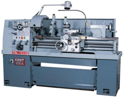 "13"" x 40"" cc, KENT, ENGINE LATHE, MODEL#TRL-1340 **NEW**"