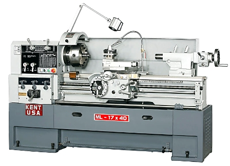 "17"" x 40"" cc, KENT, PRECISION ENGINE LATHE, MODEL#ML-1740T **NEW**"