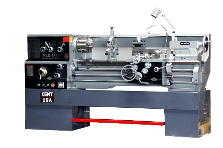 "17"" x 40"" cc, KENT ENGINE LATHE, MODEL#KLS-1740 **NEW**"