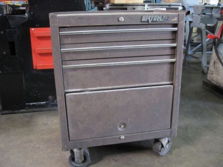WATERLOO TOOLBOX ROLLER CABINET ON CASTERS, SEVERAL AVAILABLE!!