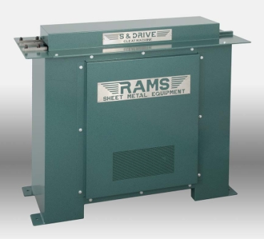 8 STND, RAMS, S & DRIVECLEAT MACHINE, MODEL#RAMS-2013 **NEW**