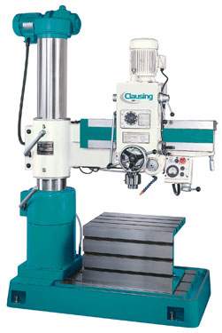 "37.4""Arm x 8.28""Column, CLAUSING RADIAL DRILL, MODEL#CL920A, **NEW**"