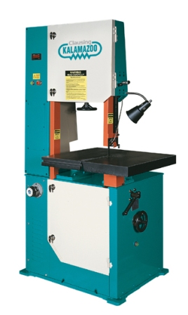 "20"" x 12"", CLAUSING VERTICAL BANDSAW, MODEL#V2012F, **NEW**"