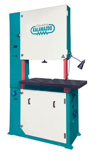 "40"" x 14"", CLAUSING VERTICAL BANDSAW W/HYD TABLE, MODEL#V4014H, **NEW**"