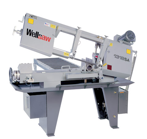 "13"" x 38"" WELLSAW HORIZONTAL BANDSAW, MODEL#1338 **NEW**"