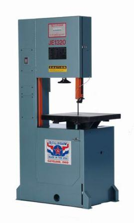 "13"" x 20"", ROLL-IN JOURNEYMAN VERTICAL BANDSAW, MODEL#JE1320 **NEW**"