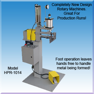 ROTARY MACHINE, MID-RIVERS, POWER ROTARY, HYDRAULIC CRANK, MODEL#HPR-1014, NEW
