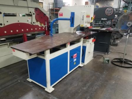 60 Ton, SUNRISE CNC PUNCH, MODEL#PMNC-60LT, 2012, USED