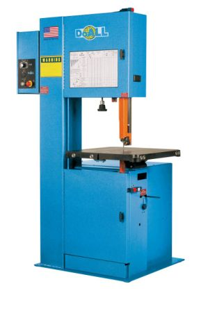 "20"" x 13"", DOALL VERTICAL CONTOUR BANDSAW, MODEL#2013-V3 **NEW**"